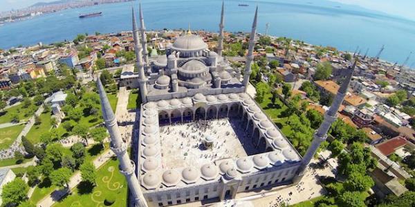 ISTANBUL - 01. MAJ!