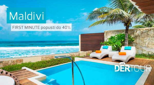MALDIVI U APRILU: 8 DANA / 7 NOĆI OD 1080 EUR!