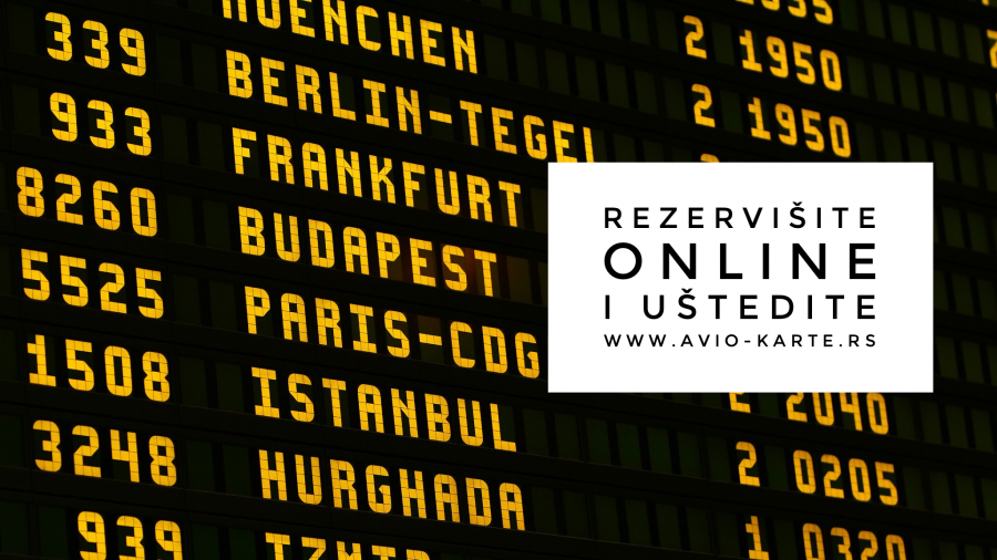 online karta beograda Avio Karte Beograd 011/41 41 444 online karta beograda
