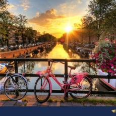 AMSTERDAM - POVRATNE AVIO KARTE OD 119 EUR! PRODAJA DO 28.FEBRUARA!