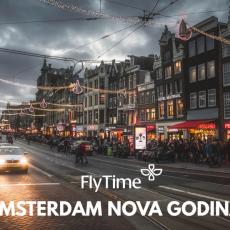 AMSTERDAM - NOVA GODINA - PAKET 4 DANA: AVIO I HOTEL OD 495 EUR!