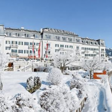 GRAND HOTEL ZELL AM SEE 4*, Zell am See
