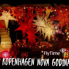 KOPENHAGEN - NOVA GODINA - PAKET 4 DANA: AVIO I HOTEL OD 405 EUR!