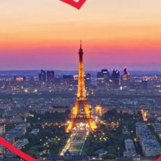 PARIZ - DAN ZALJUBLJENIH: AVIO I HOTEL OD 385 EUR!