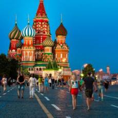MOSKVA U NOVEMBRU - 4 DANA: AVIO I HOTEL OD 440 EUR!