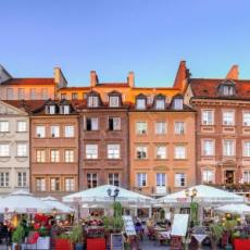 VARŠAVA U AVGUSTU - 5 DANA: AVIO I HOTEL OD 215 EUR!