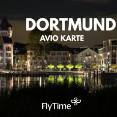 DORTMUND - AVIO KARTE IZ BEOGRADA OD 15 EUR!