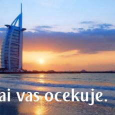 DUBAI - AVIO KARTE OD 399 EUR!