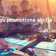 ETIHAD AIRWAYS - PROLEĆNA PROMOCIJA!