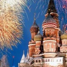 MOSKVA ZA BOŽIĆ - 4 DANA: AVIO I HOTEL OD 435 EUR!