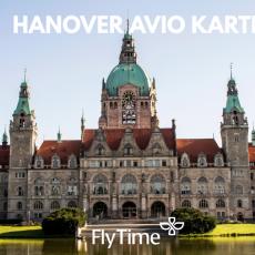 HANOVER - AVIO KARTE OD 15 EUR!