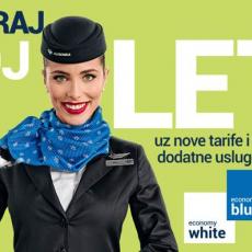 AIR SERBIA - NOVI KONCEPT TARIFA! KREIRAJTE SAMI SVOJE PUTOVANJE!
