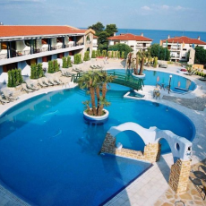 HOTEL ATHENA PALLAS VILLAGE & LUXURY RESIDENCE 4*, Elia Beach