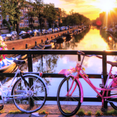 AMSTERDAM: AVIO KARTE OD 39 EUR - TRANSAVIA AIRLINES!