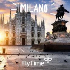 MILANO U FEBRUARU: PAKET 4 DANA - AVIO I HOTEL OD 379 EUR!