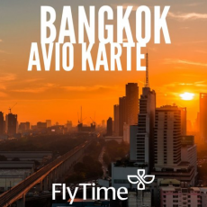BANGKOK - AVIO KARTE OD 548 EUR!