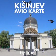 KIŠINJEV - AVIO KARTE OD 139 EUR!