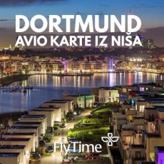 DORTMUND - AVIO KARTE IZ NIŠA OD 15 EUR!