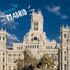MADRID U FEBRUARU: PAKET 4 DANA - AVIO I HOTEL OD 320 EUR!