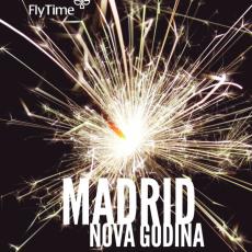 MADRID - NOVA GODINA: PAKET 6 DANA - AVIO  I HOTEL OD 495 EUR!