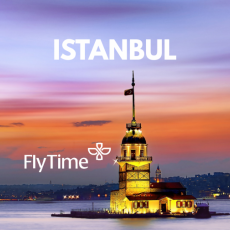 ISTANBUL - PROMO: AVIO KARTE OD 119 EUR!