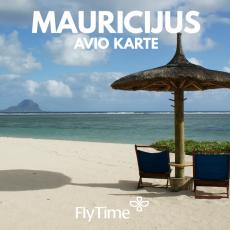 MAURICIJUS - AVIO KARTE OD 561 EUR!