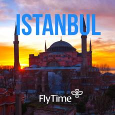 ISTANBUL U NOVEMBRU - 6 DANA: AVIO I HOTEL OD 250 EUR!