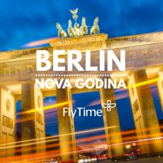 BERLIN - NOVA GODINA! AVIO I HOTEL OD 315 EUR!