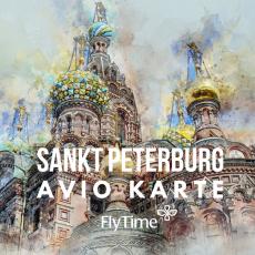 SANKT PETERBURG - DIREKTNO: AVIO KARTE OD 309 EUR!