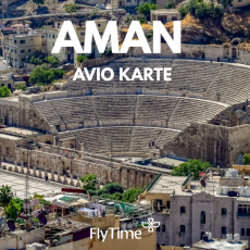AMAN - AVIO KARTE OD 229 EUR!