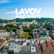 LAVOV- AVIO KARTE OD 139 EUR!