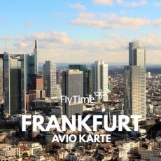 FRANKFURT: AVIO KARTE OD 109 EUR!