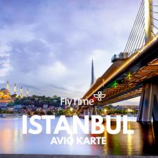 ISTANBUL: AVIO KARTE OD 129 EUR!