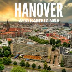 HANOVER - AVIO KARTE IZ NIŠA OD 27 EUR!